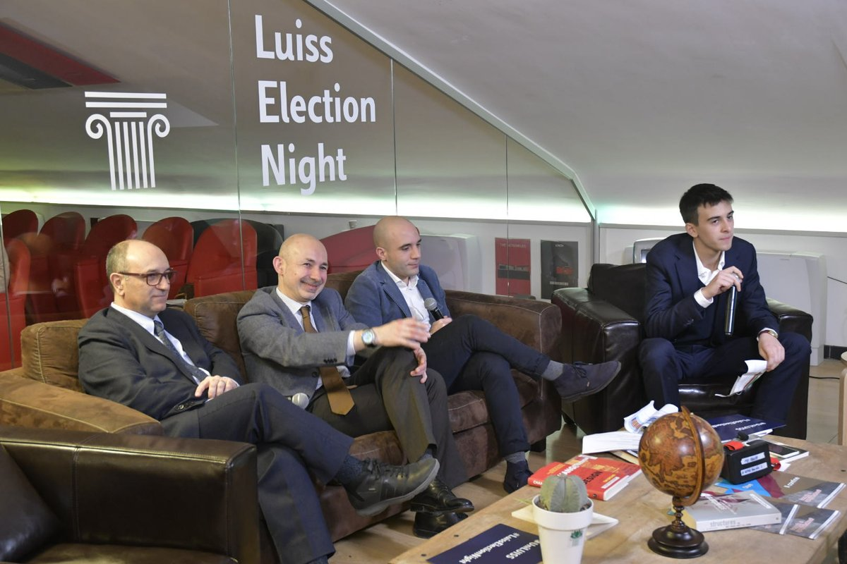 #LuissElectionNight