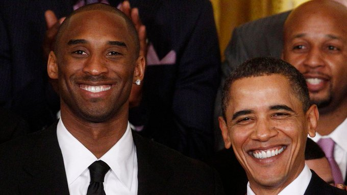 Kobe Was A Legend – Barack Obama Mourns Kobe Bryant And Gianna Death In Helicopter Crash