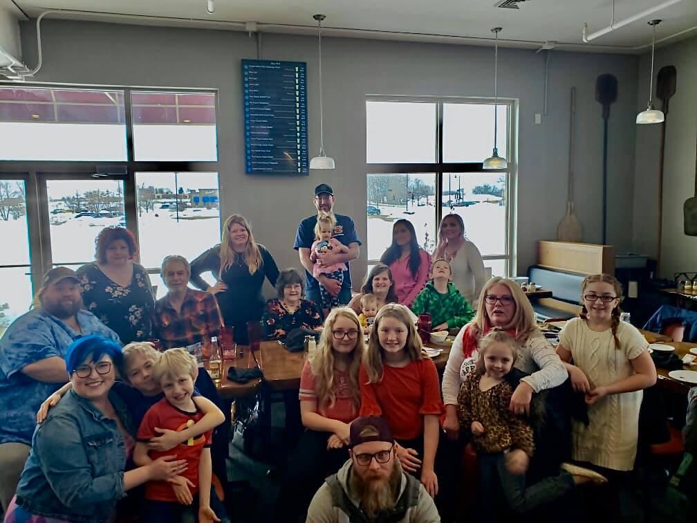 Salon TNT LLC thank you for celebrating your holiday party here @bbjackscottagegrove. We hope to see you all soon!  . . . .  #bbjackscottagegrove #familyrestaurant #gameroom #salonTNTLLCpic.twitter.com/ElNUatkdNe