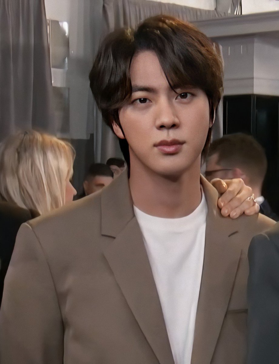 oh man I just love this man SO MUCH #BTS #SEOKJIN #TonightAndAlwaysWithJin https://t.co/XBcQgbuQ8h