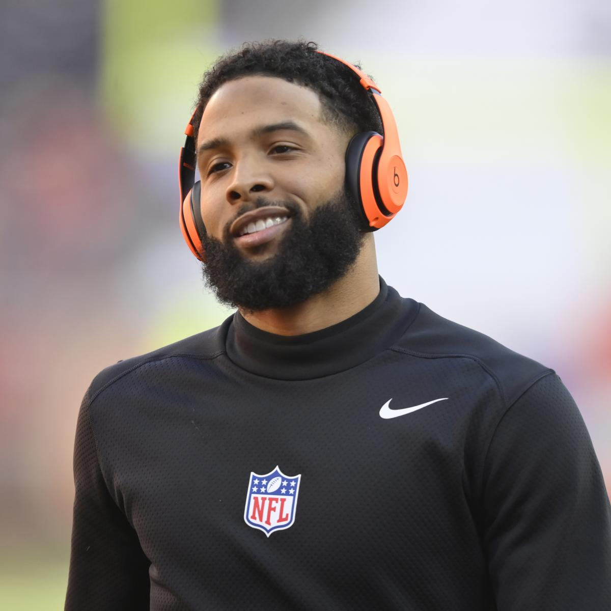 Browns' Odell Beckham Jr. to Meet with HC Kevin Stefanski, Discuss Conduct http://j.mp/2t3EfrM pic.twitter.com/oV1JbnChIQ