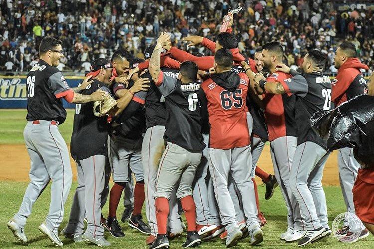Cardenales logró su sexto título en la pelota de Venezuela.