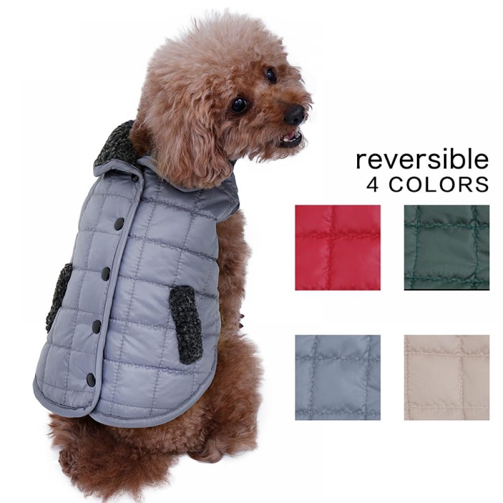 #ilovemydog #dogs Dog's Cotton Warm Jacket https://fuzzandpaws.com/dogs-cotton-warm-jacket/…pic.twitter.com/vcHN59jBqd