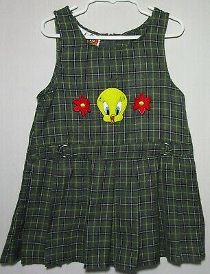 Gray, Black, Yellow and White Plaid Winter Jumper with Tweety Bird Accent  http://ebay.com/itm/193311727903 … Looney Tunes Girl's Size 4 #eBay Marbrasw #winterready #fashionwant #winterlook #fashionlovers #outfitinspirationpic.twitter.com/q0swPEGPYw