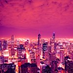 Image for the Tweet beginning: Dubai, UAE to Chicago, USA