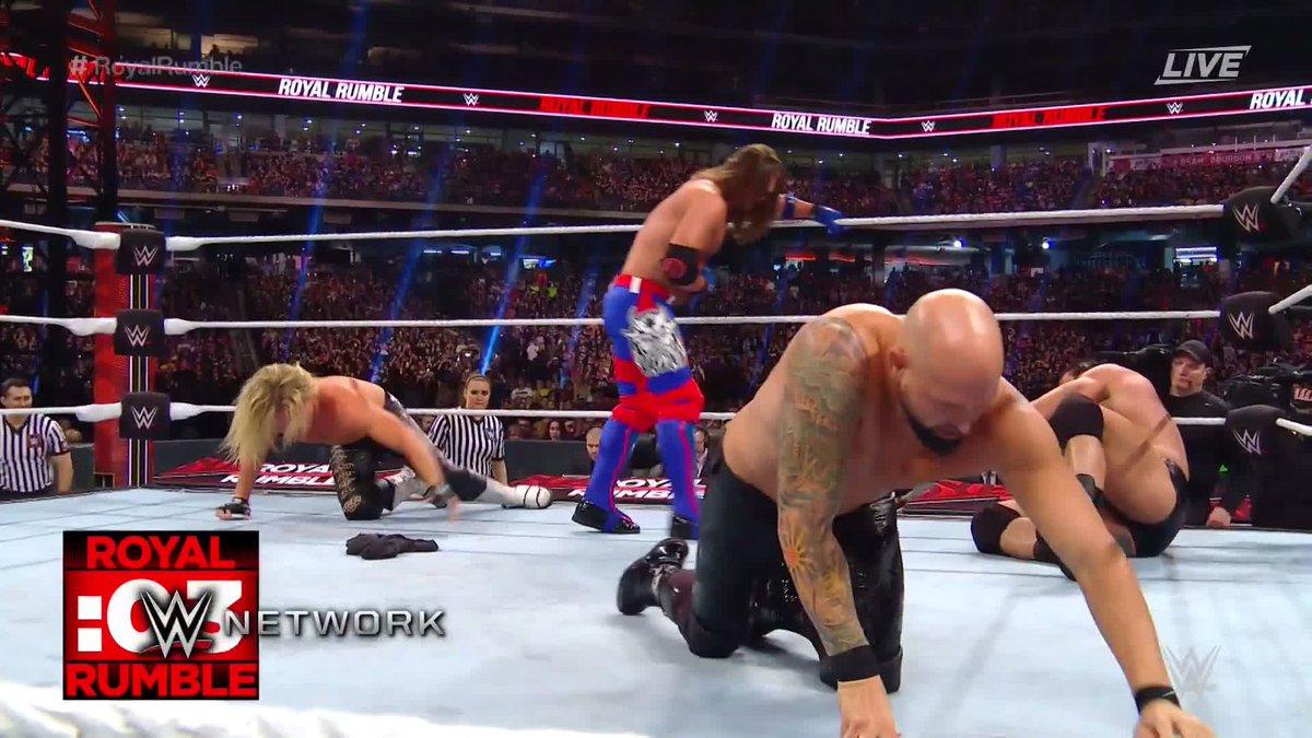 @WWE's photo on #RoyalRumble