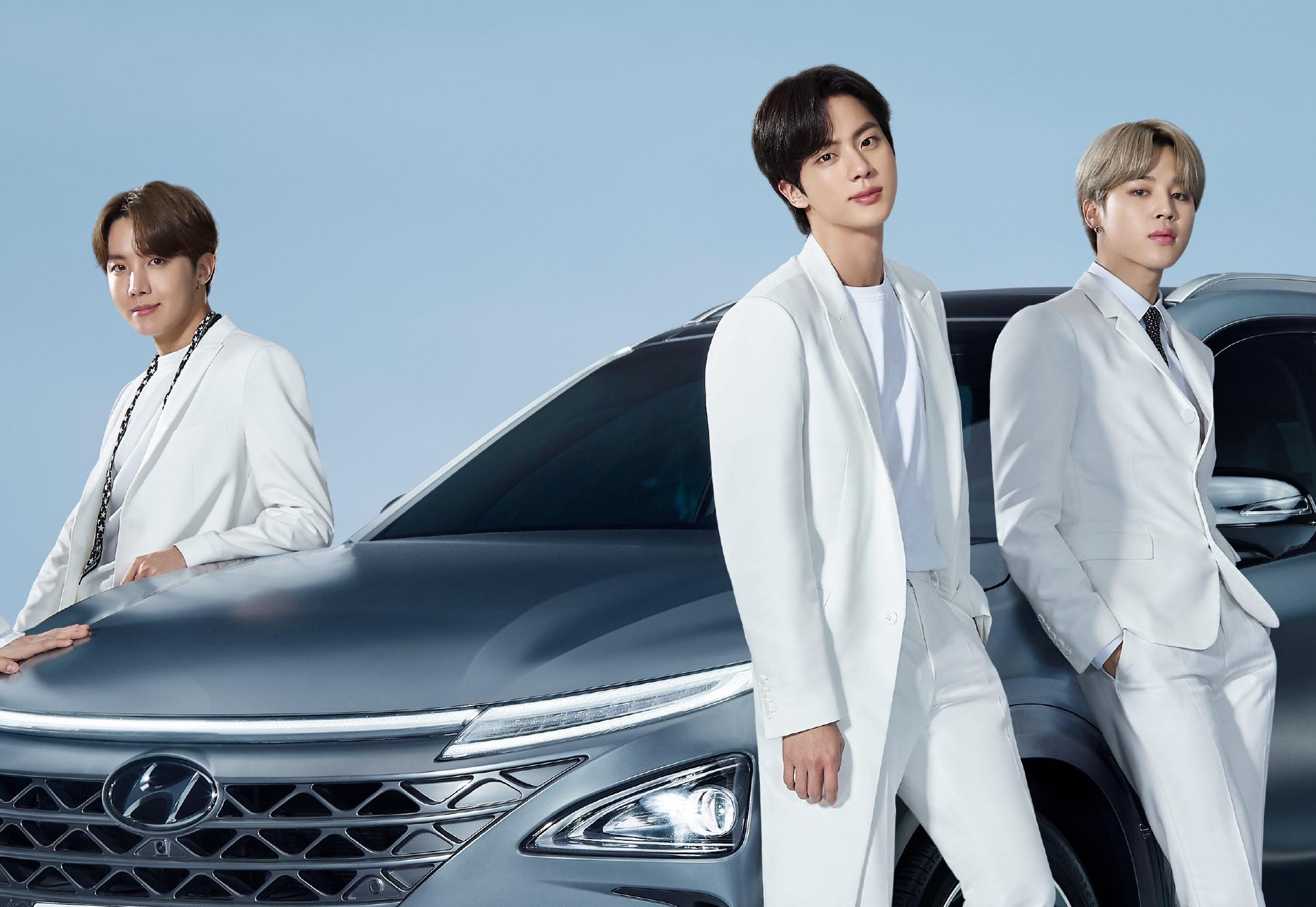 BTS Jadi Brand Ambassador Hyundai NEXO, Setelah Sukses dengan Palisade