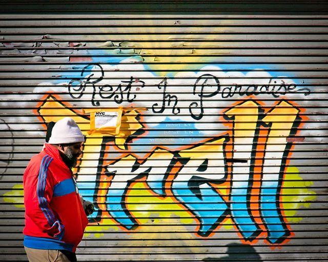 Rest in Paradise. Harlem. . #streetphotography #graffitiart #graffiti #art #lettering #typography #storefront #harlem #malcolmxblvd #manhattan #newyorkcity #newyork #nyc https://ift.tt/36vqK1Jpic.twitter.com/yOfVFtOAtl