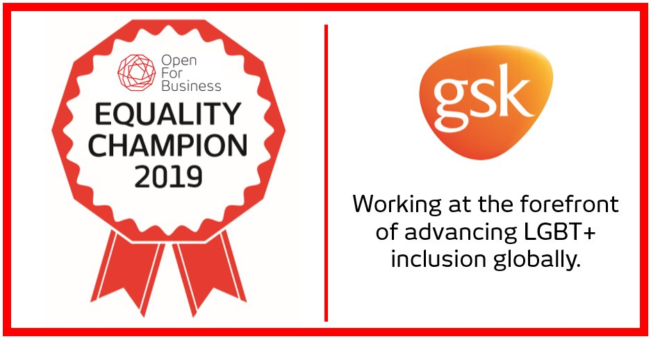 We've been named as a 2019 Equality Champion by @OFB_LGBT for our strong commitment to advancing #LGBT+ equality around the world. We couldn't be prouder of this recognition. Read more about how we are working to create a more equal world: https://t.co/cHdj88Zka9 https://t.co/YO0w5mlzQx