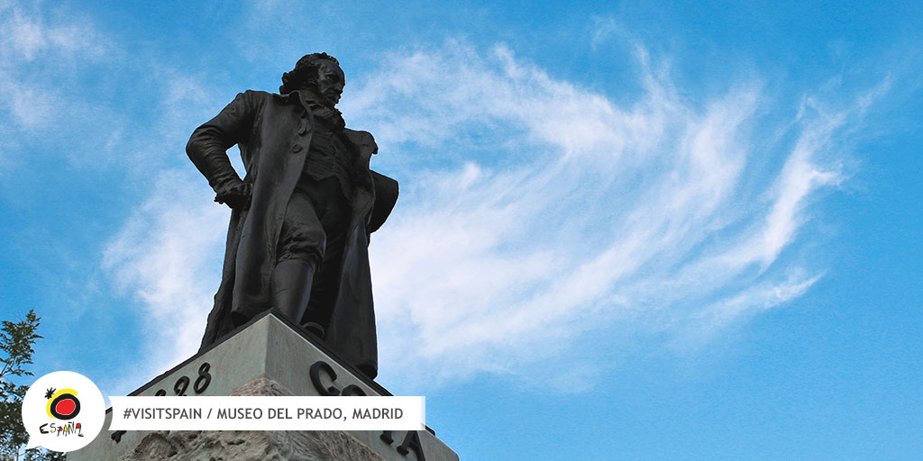 spain More than 300 drawings by Goya from all over the world give us a new vision of the artist at the Prado Museum.   http://bit.ly/2QpyPie  #SpainArt #Goya #MuseodelPrado #VisitSpain TurismoMadrid VisitaMadrid museodelprado pic.twitter.com/4B1tmwfULZ https://twitter.com/spain/status/1221740131465531392…