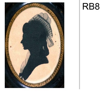 A silhouette mystery.  Can anyone help us discover who made this silhouette of Sarah Siddons? A researcher at y Gaer, Brecknock Museum & Art Gallery needs help.  Can anyone help us identify it? Please retweet. pic.twitter.com/AWV7QNbNsJ