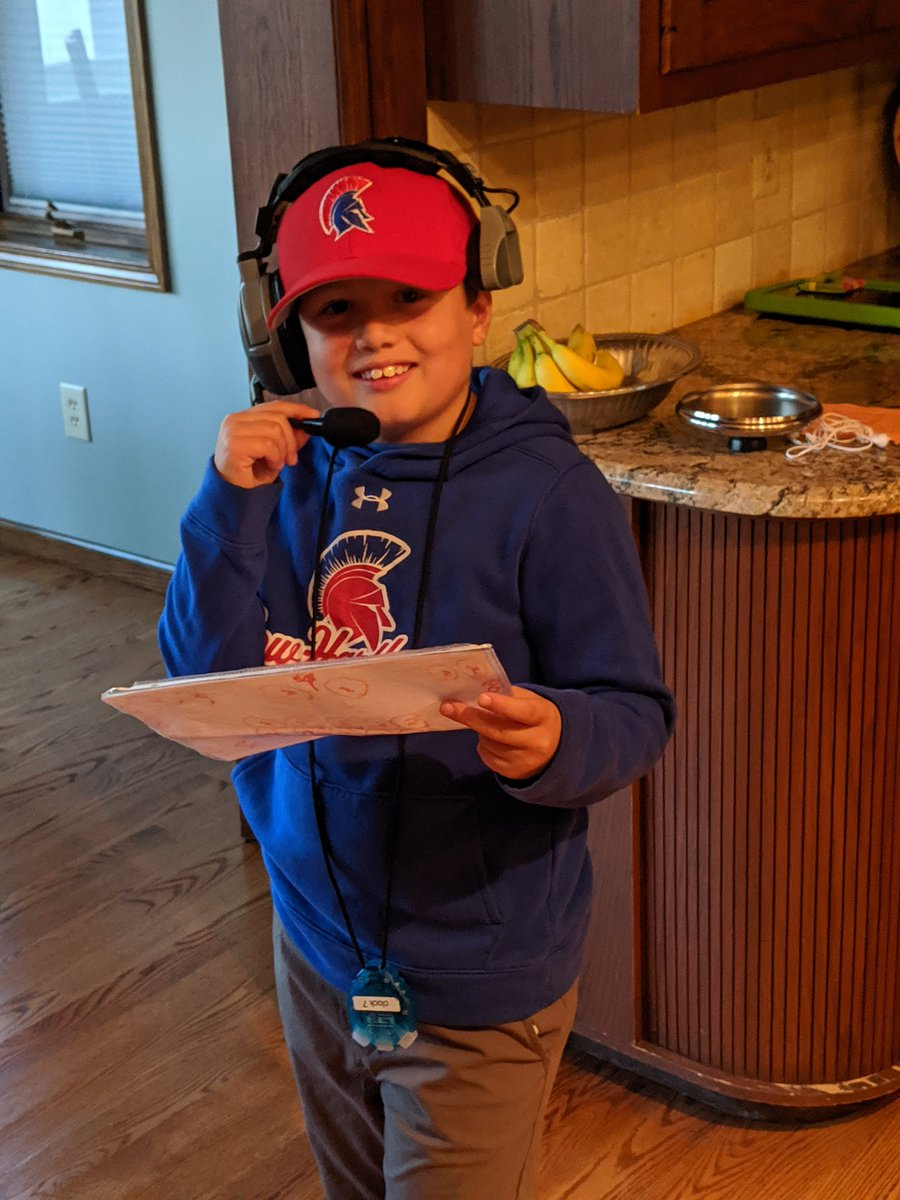 Happy 8th Birthday Nolan. He loves Lamar Jackson, Patrick Mahomes and Joe Burrow but he idolizes the players who call Don Edick Field home. Have a great day Nolan. Go Spartans. pic.twitter.com/m3tmYdoHFk