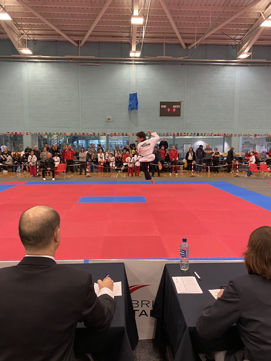 🗣| Thank you to everybody who attended the GB Open Poomsae Championships 2020🥋 All BT staff are travelling back to Manchester today, therefore the BT office will be closed. Please email or leave a message and we will get back to you ASAP 📧 Thank you #GBOP2020