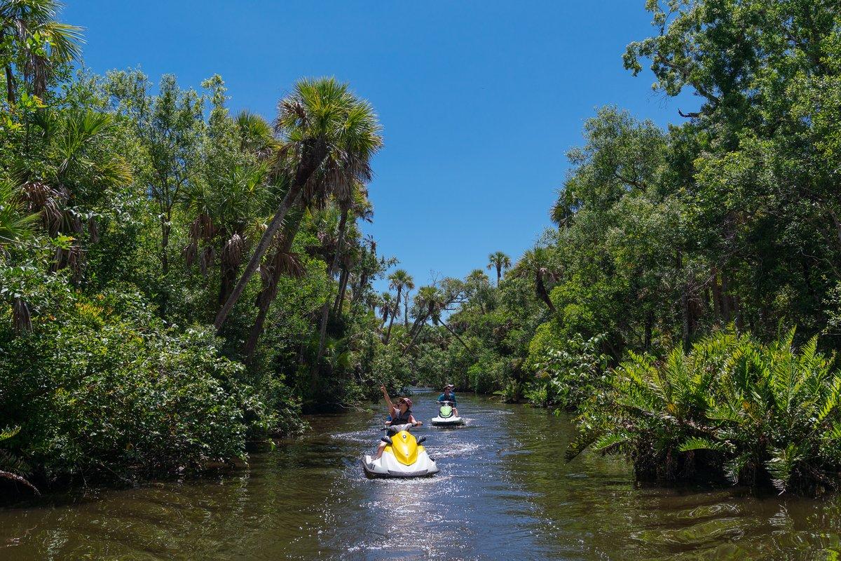 Har du någonsin åkt jetski på en flod? Kom och prova på #ClubMedSandpiper https://t.co/YHWHZLlpmY