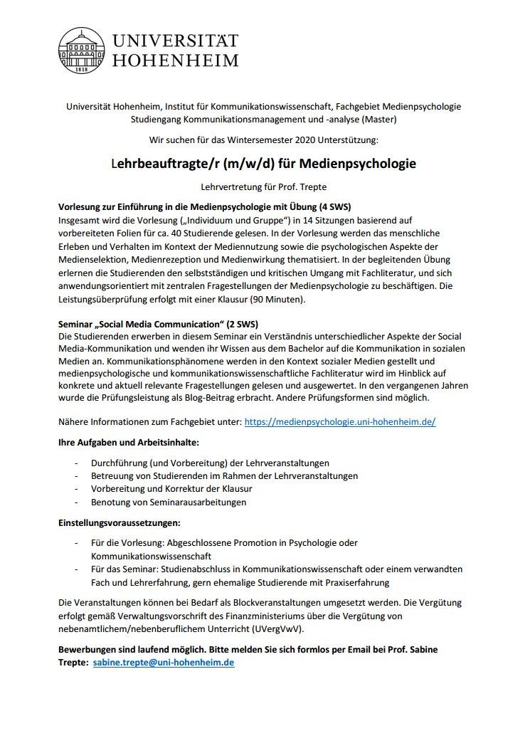Gamechanger Universitat Hohenheim 4