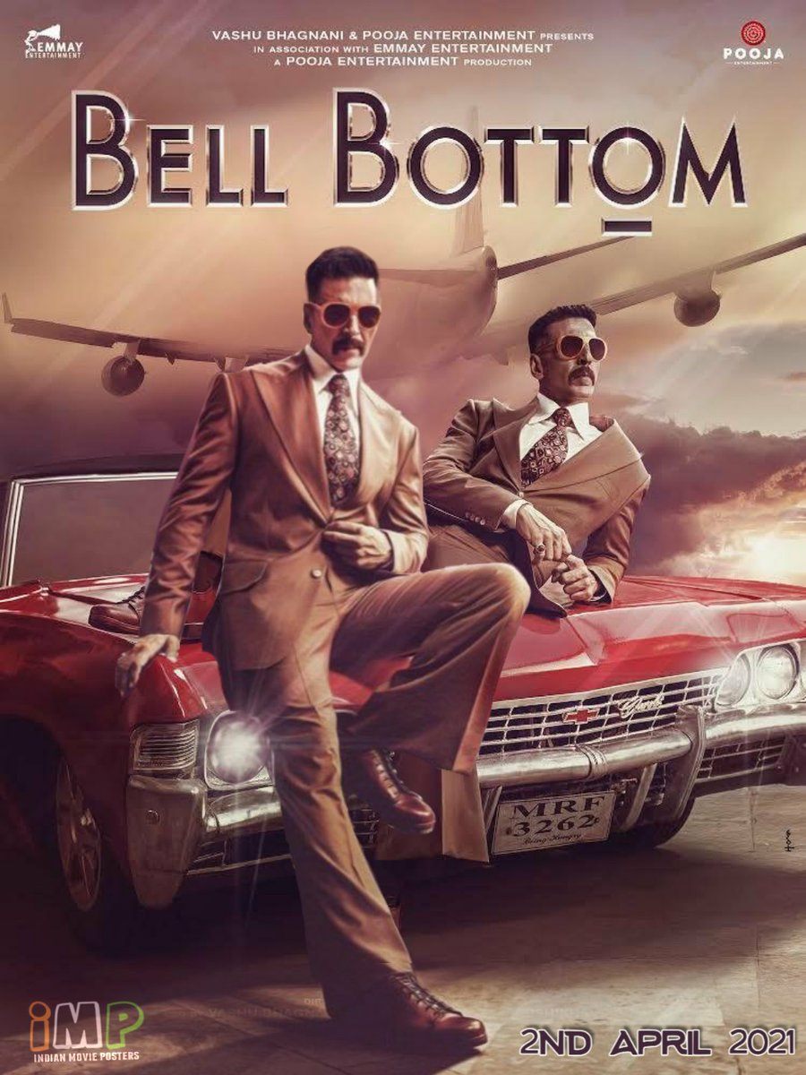 Bell Bottom 2021 Hindi Full Movie 720p HDRip x264 ESubs 1.2GB