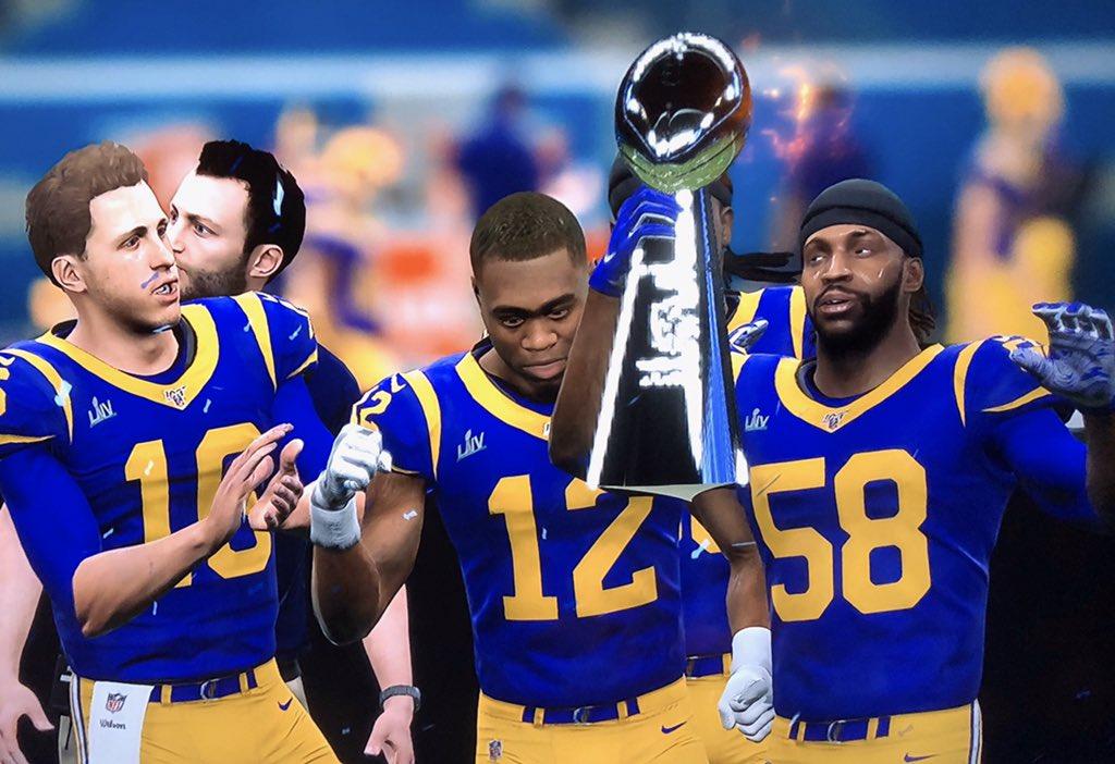 Nord Madden Bowl Champion 2020  Back2Back Champion S.R. #NFL100 #ranNFL #NordMaddenBowlpic.twitter.com/bo3WfwDFVO