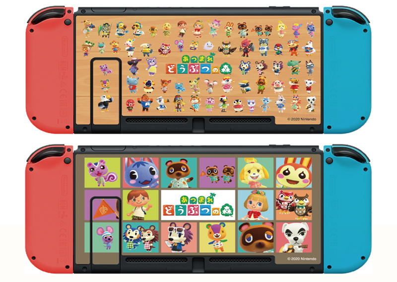 New Animal Crossing: New Horizons stickers for Switch reveal brand new characters!  Pre-order at HMV   https:// fave.co/2tKeNYN    <br>http://pic.twitter.com/YB3BwYm6FW