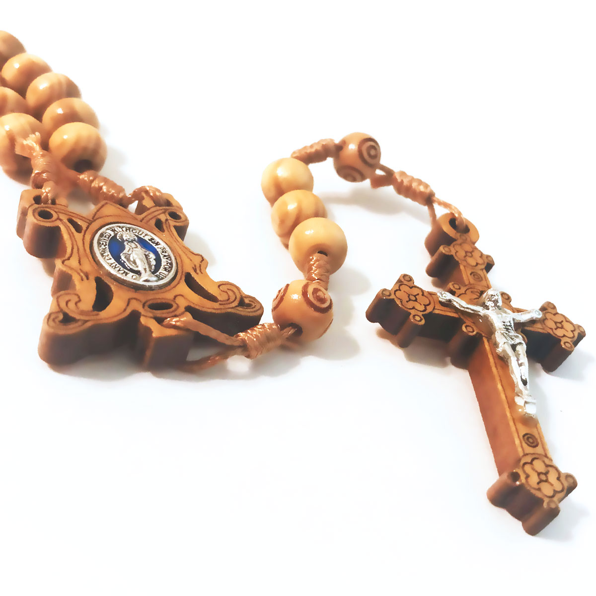 Share and Comment if You Love This Beautiful Miraculous Medal Cord Rosary.  Order Here:   #catholics #catholic #catholicism #JesusChrist #catholicchurch #Jesus #catholicfaith #catholichurch #church #faith #God #romancatholic #catholiclife #rosary