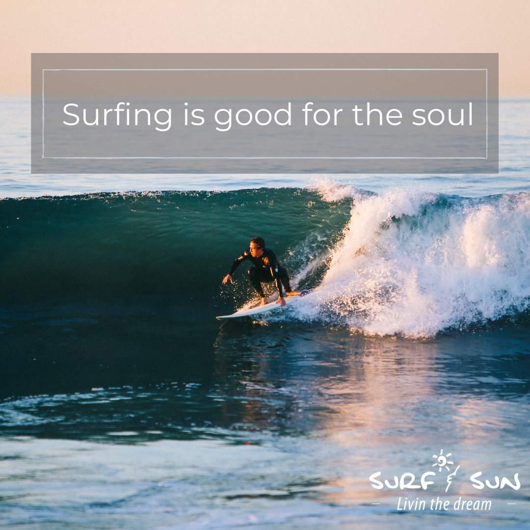 Surfing is good for the soul . . . . . #surfandsun #surf #surfing #soul #inspiringpic.twitter.com/lkInzH6g7r