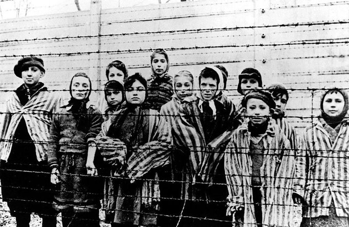 75 years after Auschwitz's liberation, the ghosts of the past loom large
