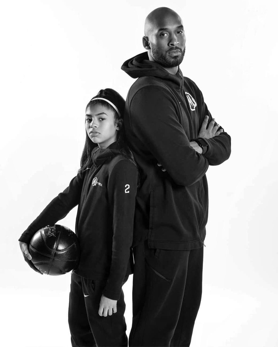 We will always remember you. Rest In Peace Kobe and Gianna Bryant #blackmamba