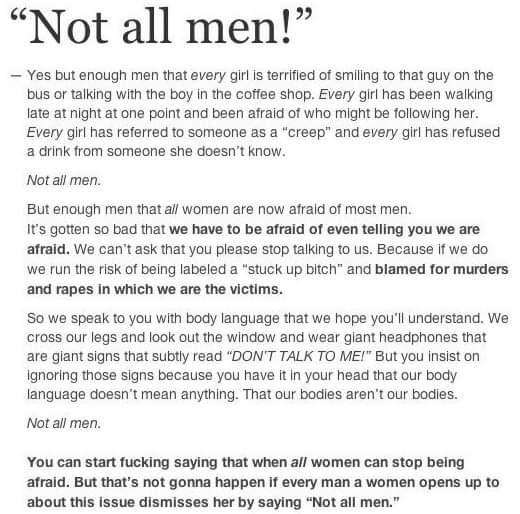 via #AustraliaAgainstMaleViolenceTowardsWomen via #ReasontoRiot2020 on fb #YesAllWomen #MeToo #misogyny #terrorism #rape #SexualAssault #NotAskingForIt #NotConsent #RapeCulture