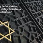 Image for the Tweet beginning: Wir gedenken heute den Opfern