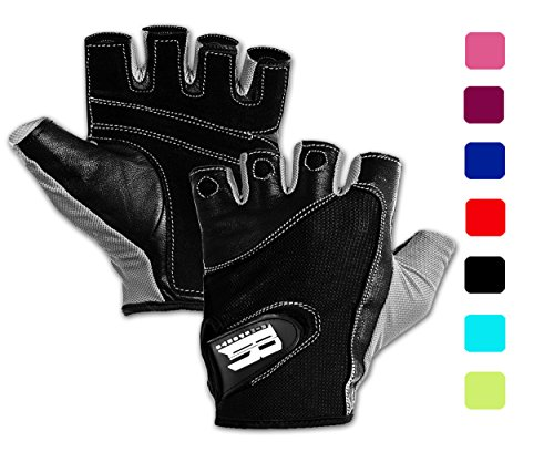 RIMSports Gym Gloves for Powerlifting, Weight Training, Biking, Cycling, Gym Equipment-Premium Quality Weights Lifting Gloves w/Washable Gloves for Callus and Blister Protection Gray M - pic.twitter.com/PokOvLT2rn