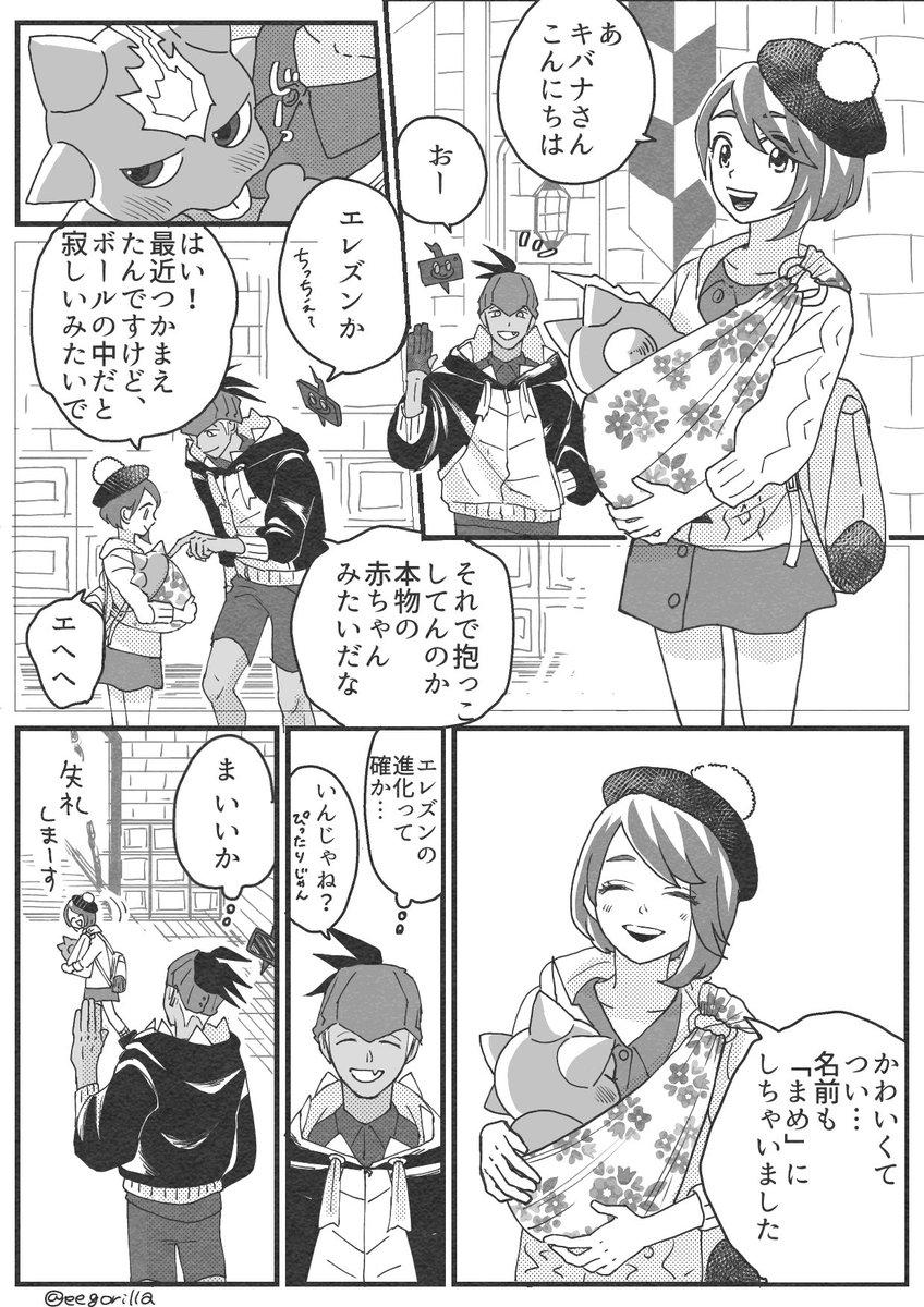 ポケモン剣盾 エレズン 進化