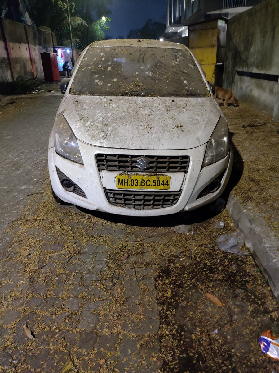 Ganesh Parab On Twitter This Vehicle Abandoned From Last Month I Think Bmc Should Seize This Vehicle Abandoned Vehicles Under Section 314 Of The Mumbai Municipal Corporation Act 1884 Location Near