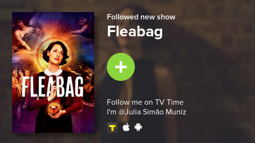 I just added Fleabag to my library! #tvtime https://tvtime.com/r/1gvqNpic.twitter.com/SFeNpy81Gl