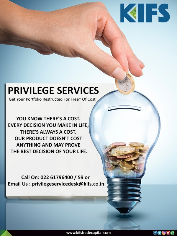 Privilege Portfolio Services You know there's a cost. Every decision you make in life, there's always a cost. Our product doesn't cost anything and may prove the best decision of your life. pic.twitter.com/xZS9a34cZ6