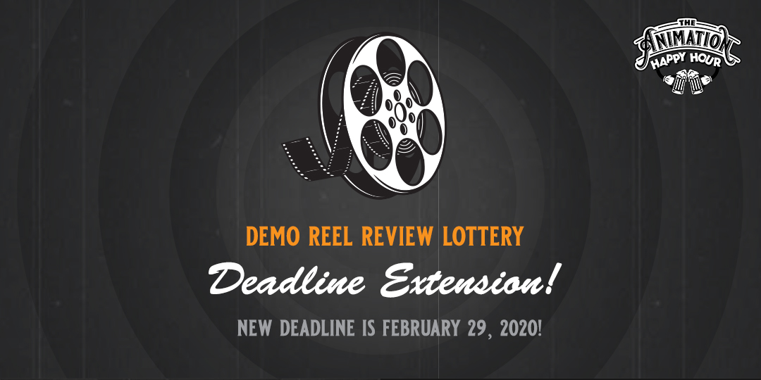 Write a review and rate our podcast on Apple Podcasts for a chance to have your demo reel/portfolio reviewed by us! Lottery details and submission link on our website. A huge thanks to all who have already submitted!  #animation #podcast #demoreel #portfolio #animationhappyhourpic.twitter.com/WyOixEVan6
