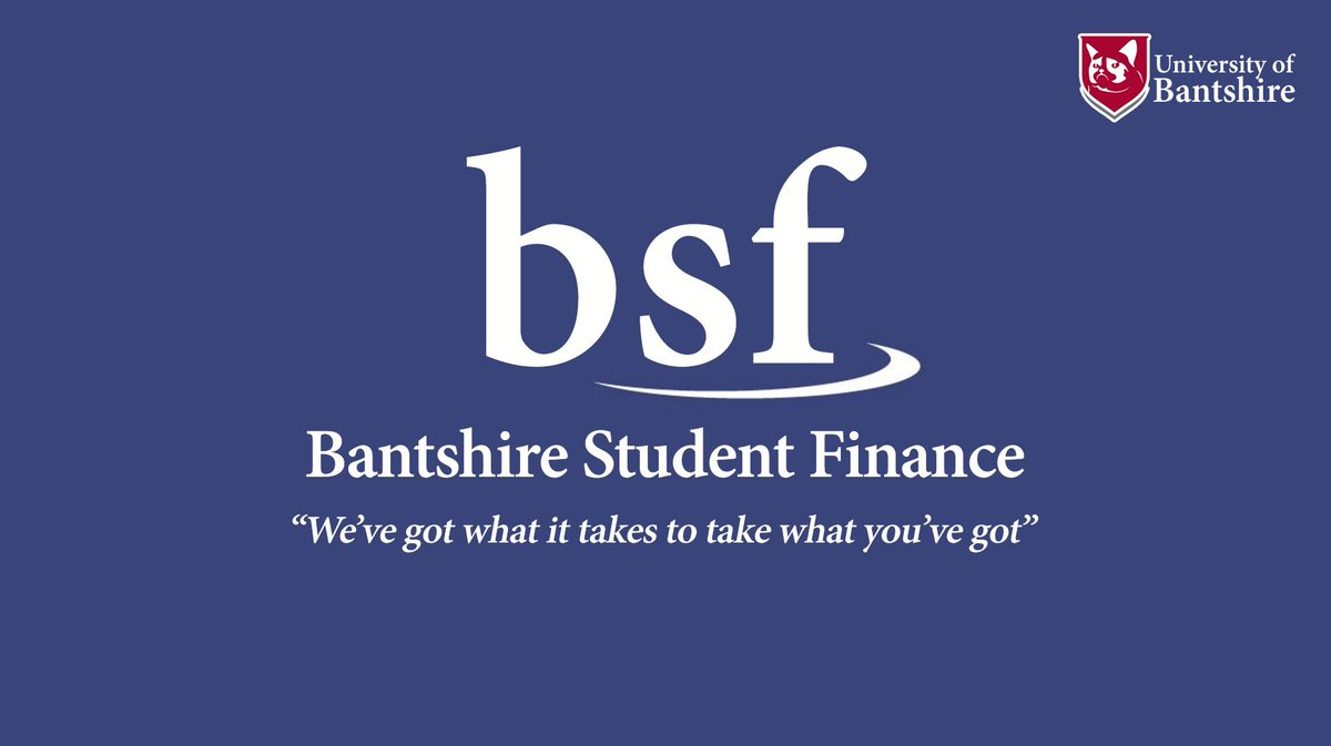"""I don't think I can ever repay you"", says thankful student to Bantshire Student Finance.<br>http://pic.twitter.com/p5rFe7TUTg"