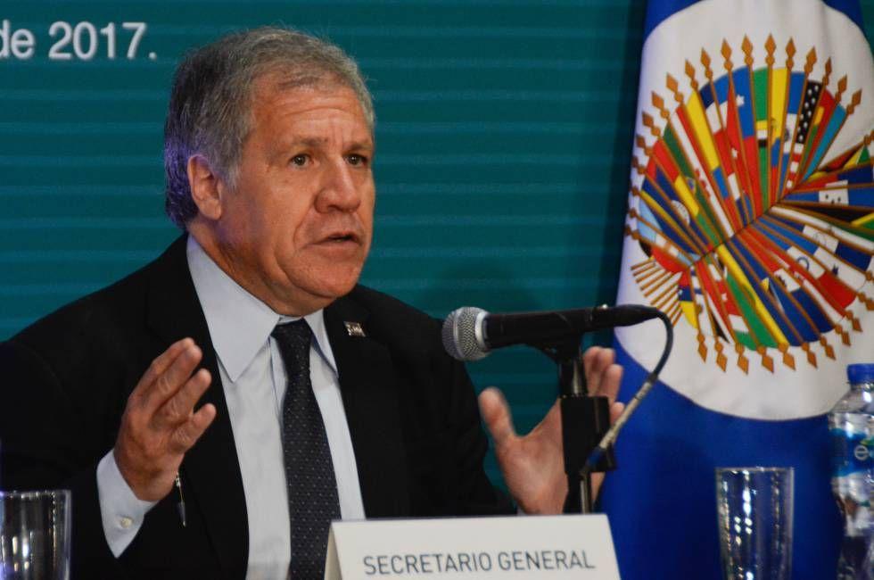 Almagro exige respuestas a la comunidad internacional sobre injusticias en Venezuela https://buff.ly/30X9mBypic.twitter.com/mGULwEYlfQ