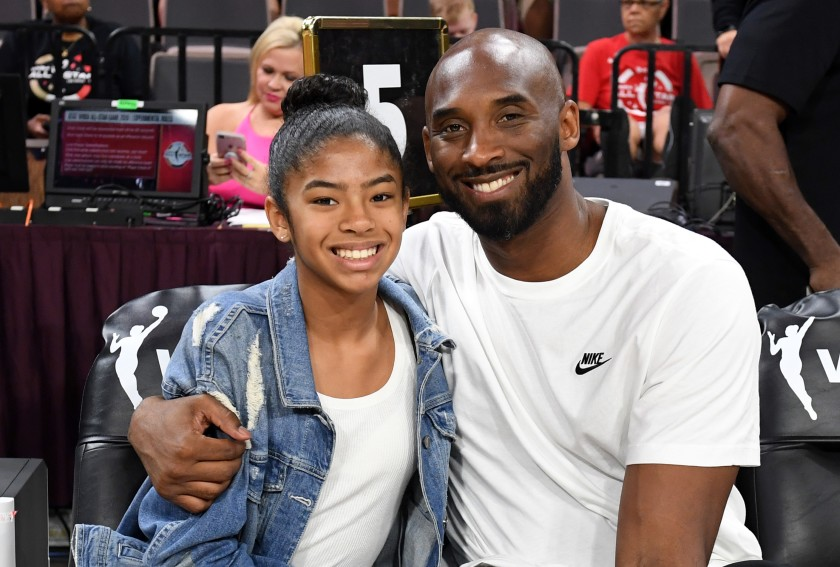 #Kobe_Bryant, one of the #NBA's all-time greatest players and an athlete of global renown, was killed at age 41 on Sunday in a helicopter crash near #Los_Angeles along with his 13-year-old daughter and seven on board. pic.twitter.com/gkY3271CAQ