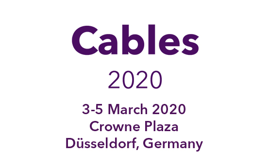 Countdown to Cables 2020 - few than 6 weeks to go. Nabaltec is proud to be one of the sponsors again. Meet us in Düsseldorf from March 3 - 5. #AMICablespic.twitter.com/JVmTxFVJXI
