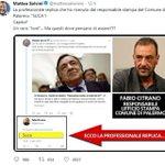 Image for the Tweet beginning: #Salvinisuca Suca Pride. Cosa Matteo
