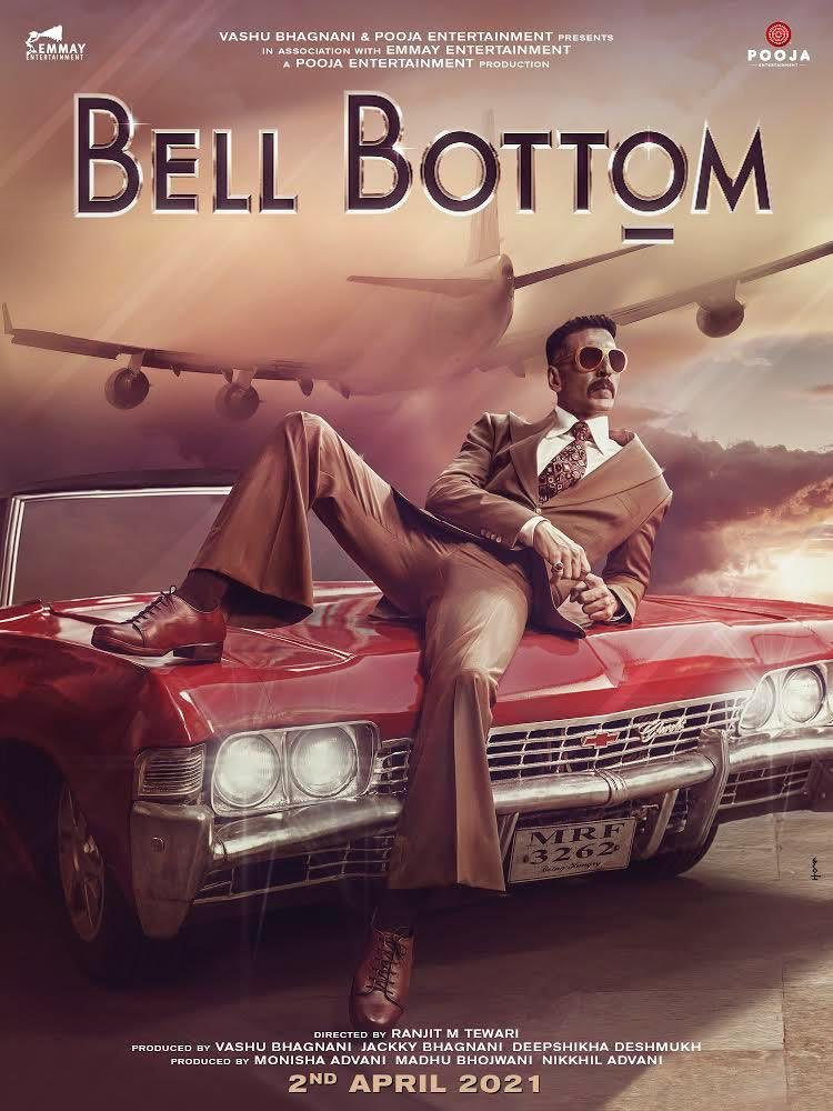 """Akshay Kumar on Twitter: """"I know there are enough memes out there about me clashing with myself one day but 22nd January, 2021 is not that day # BellBottom will now release on"""
