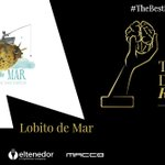 Image for the Tweet beginning: Lobito De Mar @lobitodemardg nominado