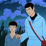 """""""The biggest problem, which is symptomatic of the series as a whole, is that it's unpleasant to look at.""""  My thoughts on """"Yesteryear"""", the first #timetravel episode of #StarTrekTheAnimatedSeries, now up at @TimeTravelNexus.  https://t.co/F7ZdC33GAX  #TimeTrek #StarTrek"""