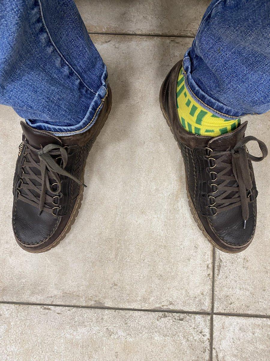 In O'Brien Socks toio! #NUFC