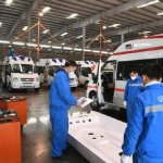 Image for the Tweet beginning: Automakers in China boost transport