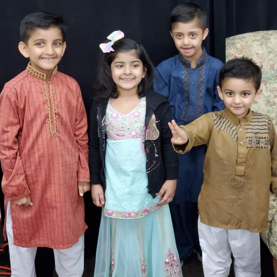 My sister and brother in law are on their flight back home from Pakistan. Requesting prayers for their safe return to their 4 children and the rest of us. Cant shake this feeling of unease.
