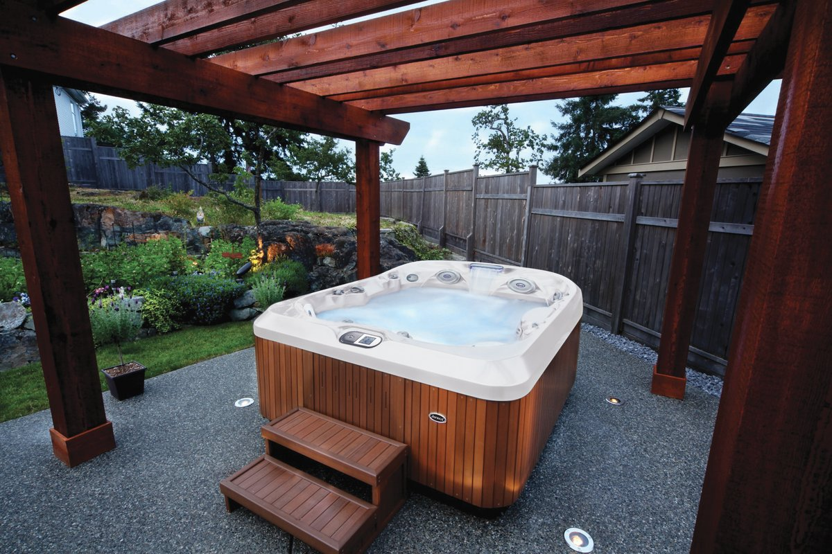 Relaxation is certainly one key feature of a Jacuzzi® Hot Tub, but did you know that in addition to this, there are a number of scientific health benefits that have been proven to improve your physical and mental wellbeing? Discover more:https://bit.ly/2Gh9DWC #JacuzziOfficialpic.twitter.com/SqswEODaQM