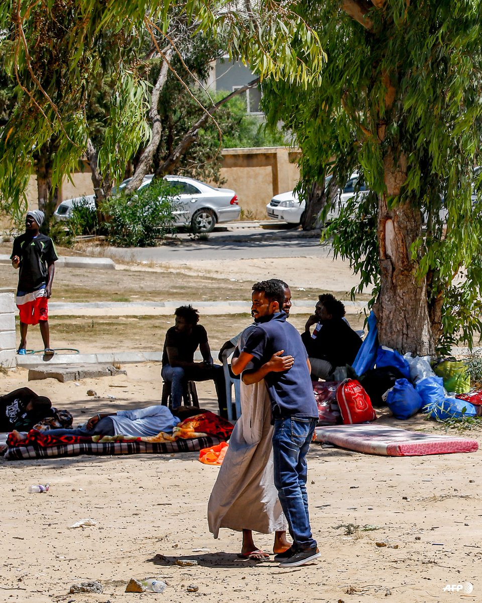 Libya's increase in conflict puts migrants at 'significant risk'