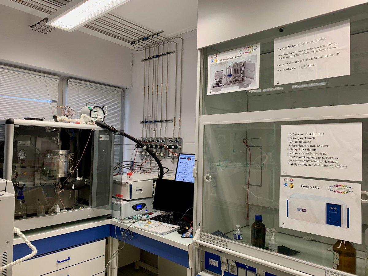🔊Our new multi-reactor catalytic units for the industrial chair #NanoCleanEnergy with@Total are now operational 8 ▶️https://t.co/y18W6VWlNv @ENSICAEN @CNRS @INC_CNRS @CNRS_Normandie  @Universite_Caen @normandieuniv @Carnot_ESP @Reseau_Carnot  #VINCI_Technologies