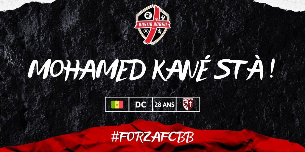 Mohamed Kane