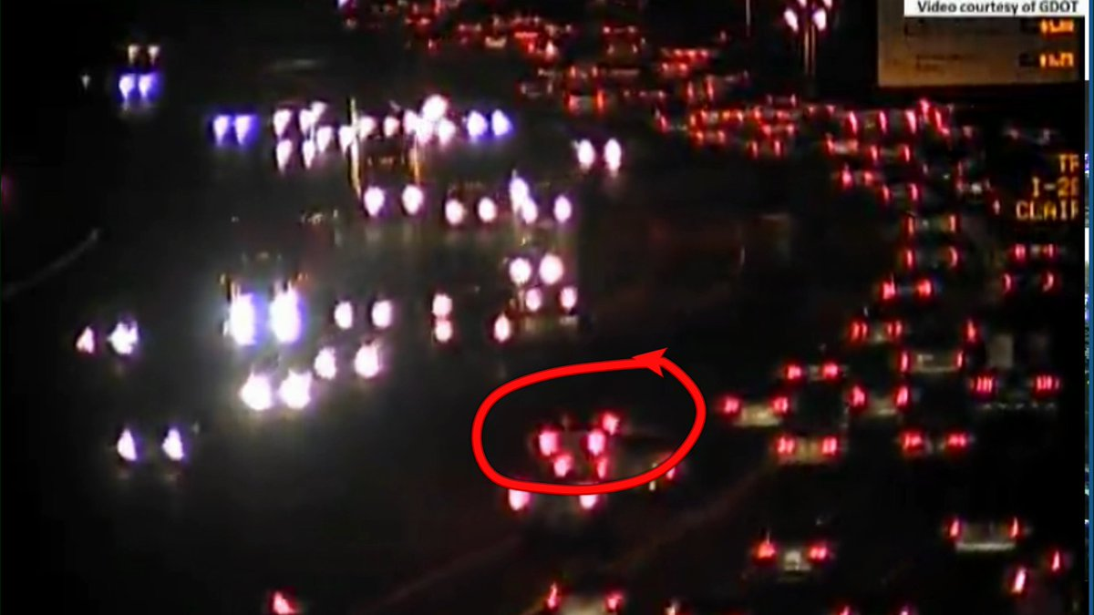 A stall or a wreck, hard to tell. on I-85 SB near Steve Reynolds Blvd. as volume picks up from hwy 316 to the junction.  #MorningRushATL <br>http://pic.twitter.com/1R8oPBWDgR